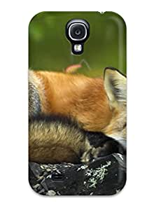 Randall A. Stewart's Shop New Style Unique Design Galaxy S4 Durable Tpu Case Cover Sleeping Red Fox 5923667K18185630