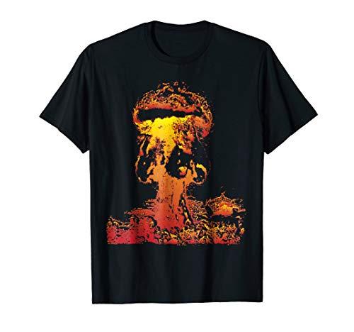 Nuclear Bomb Blast Mushroom Cloud shirt