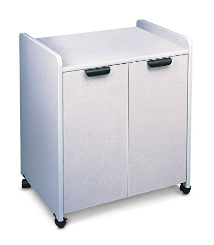 Safco Products 2110MUNGB 2110MUNGRBLK Mobile Utility Cabinet, 31