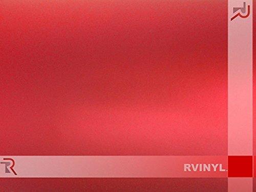 Rdash Dash Kit Decal Trim for Hyundai Santa Fe 2002.5-2004 Red Gloss