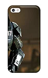 New Arrival Case Cover With DUURKtm1351tcoVr Design For Iphone 5/5s- Halo 4 Forward Unto Dawn