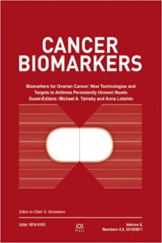 Biomarkers For Ovarian Cancer New Technologies And Targets To Address Persistently Unmet Needs Cancer Biomarkers Amazon Co Uk Tainsky M A Lokshin A 9781607509783 Books