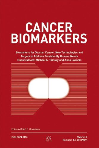Biomarkers For Ovarian Cancer  New Technologies And Targets To Address Persistently Unmet Needs   Book Edition Of Cancer Biomarkers
