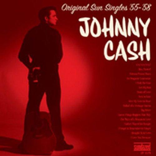 CD : Johnny Cash - Original Sun Singles 55-58 (CD)