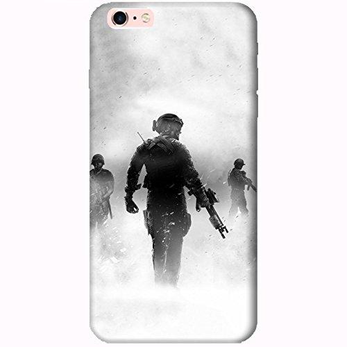 Coque Apple Iphone 6 Plus-6s Plus - Call of duty