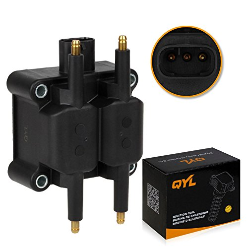 - QYL Ignition Coil Pack Replacement for Dodge Avenger Neon Stratus Eagle Talon L4 2.0L