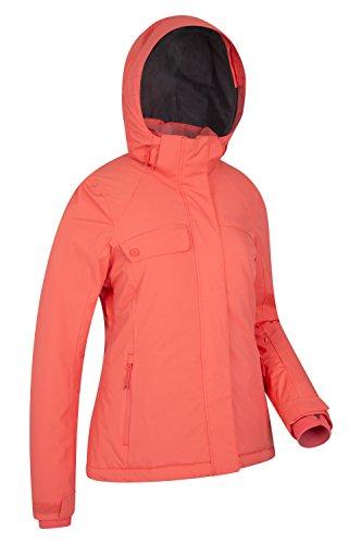 Jacket Fresh Womens Ice Warehouse Ski Coral Mountain 1zTPXwcnW