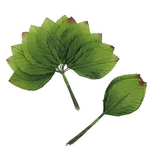 Silk Leaf Green Artificial