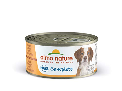 almo nature HQS Complete Wet Grain Free Dog Food...
