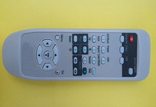 TOP Quality Generic Universal Compatible Replacement Projector Remote Control Fit For EPSON Projector 7700P Brand New 250 Days Warranty by -