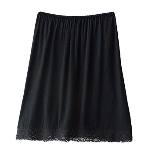 Butmoon Women Underskirt Solf Half Slips