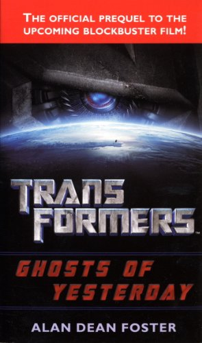 Amazon.com: Transformers: Ghosts of Yesterday: A Novel ...