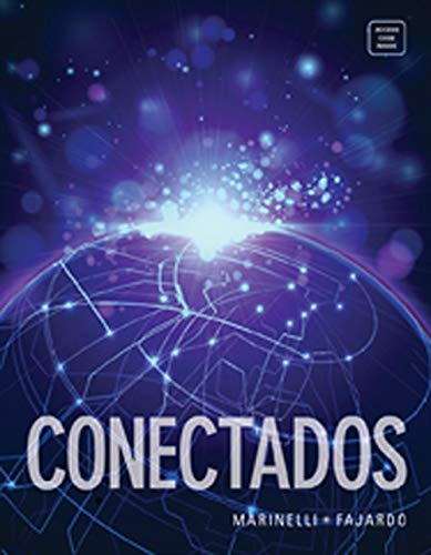 Conectados (with Communication Manual and iLrn Heinle Learning Center, 4 terms (24 months) Printed Access Card) (World L