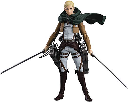 Max Factory Attack On Titan: Erwin Smith Figma Action Figure