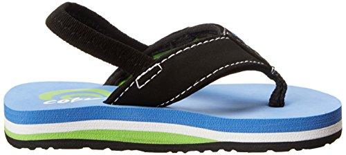 Cobian Floatie Flip Flop (peuter / Groot Kind) Blauw