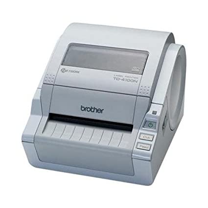 DRIVERS FOR BROTHER TD-4100N