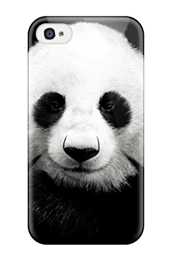 (Ultra Slim Fit Hard Sara L Campbell Case Cover Specially Made For Iphone 4/4s- Panda)
