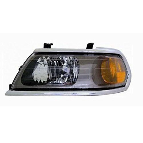 Koolzap For 00-04 Montero Sport Headlight Headlamp Front Head Light Lamp Left Driver Side LH