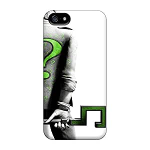 For VeSNIMW2414rFyfb The Riddler Protective Case Cover Skin/iphone 5/5s Case Cover