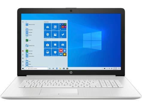 🥇 HP 17.3 Inch Laptop Computer 10th Gen Intel Core i5-1035G1 up to 3.6GHz