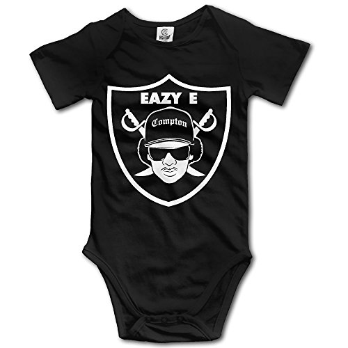 Baby Outfits Eazy E Shield Raiders 4 Life Funny Funny -