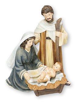 Immagini Di Natale Sacra Famiglia.Natale Presepe Sacra Famiglia Natale Ornamento Presepe Di
