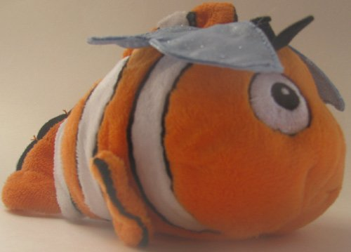 - Disney Nemo as Butterfly Bean Bag Plush