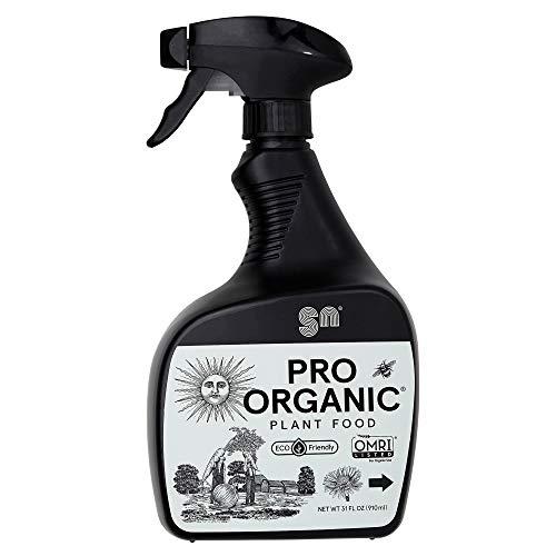 PRO Organic Liquid Fertilizer by Shin Nong, 100% Organic, OMRI Listed, 31oz (Purely Organic Fertilizer)