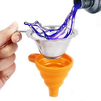 Amazon.com: Zamtac Taza de filtro de resina UV de metal + ...