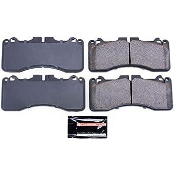 Power Stop 16-1807 Z16 Evolution Rear Ceramic Brake Pads