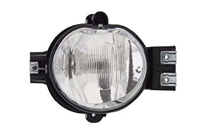 Vision Automotive DG40052A1L Dodge RAM Pickup Truck Driver Side Replacement Fog Lamp Assembly