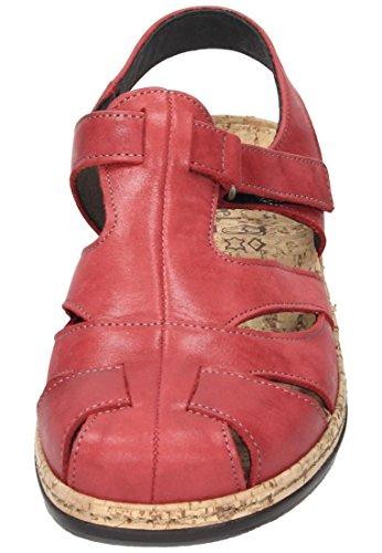720117 Ruby Comfortabel Damen sling Rot 4 zxpRUw