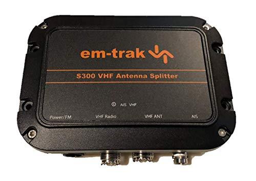 Ais System (em-trak S300 AIS/VHF Antenna Splitter)