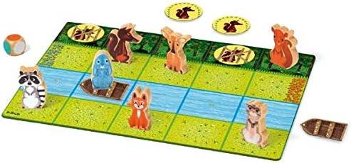 Djeco Juego Potomac (38407), Multicolor (1): Amazon.es: Juguetes y juegos