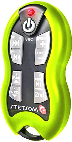 Stetsom SX2 Green - Long Distance Remote Control - 16 Functions - 500m by Stetsom