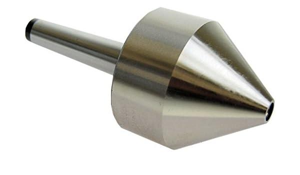 """MT3 Revolving Live Center Bull Nose Capacity 1/"""" 2/"""" Pipe Tube 3MT"""