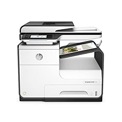 HP PageWide Pro 477dn All-in-One Color Printer with 2-sided duplex printing & print security (D3Q19A)