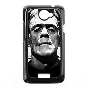 HTC One X Phone Case Black Frankenstein Monster UYUI6761941