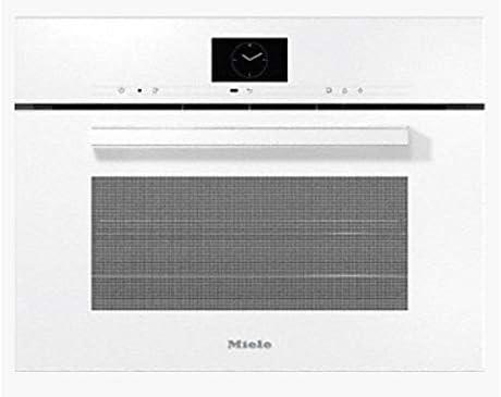 Miele Thermovent DGC 7640 BRWS - Horno de vapor combinado (60 cm), color blanco brillante: Amazon.es: Grandes electrodomésticos