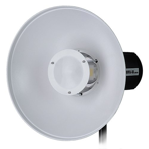 Fotodiox Pro Beauty Dish 16'' Kit with Honeycomb Grid and Speedring for Bowens Gemini Standard, R, RX Strobe and more