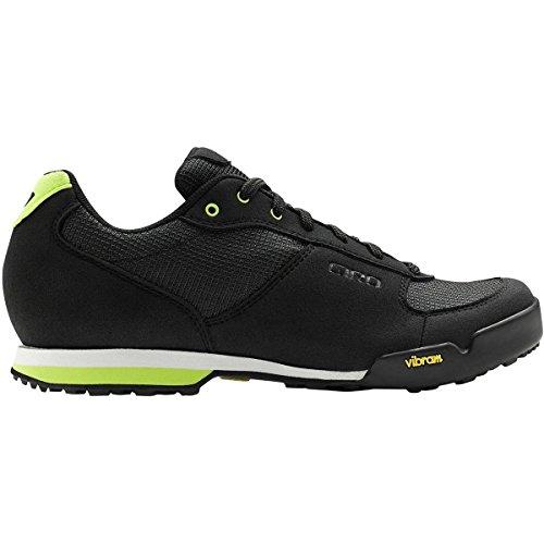 Giro Petra VR Cycling Shoes - Women's Black/Wild Lime 43