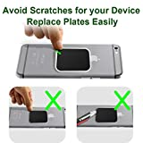 Mount Metal Plate(8Pack) for Magnetic Car Mount