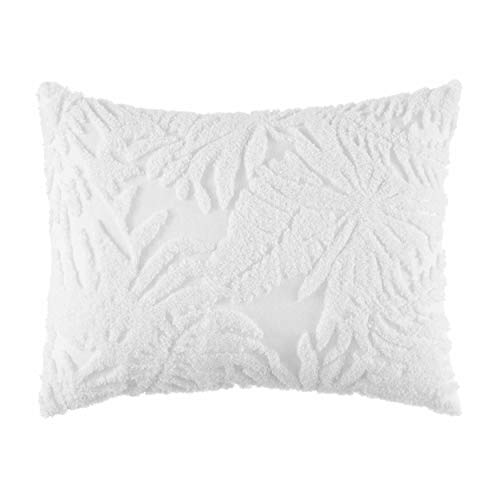 Tommy Bahama St Armands Throw Pillow 12x16, White (Tommy Pillows Throw Bahama)
