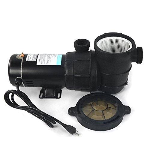 Super Above Ground 1.5 HP Swimming Pool Water Pump 115 Vo...