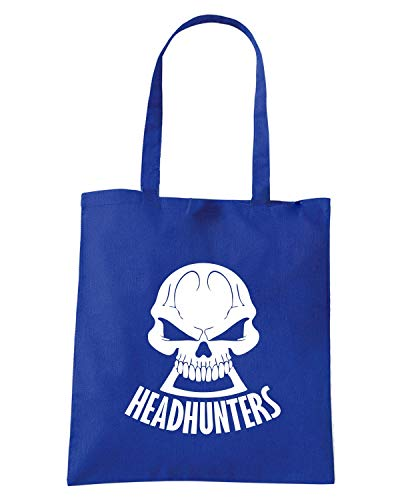 ULTRAS HEADHUNTERS Shopper CHELSEA Blu Royal Borsa TUM0016 IYS66