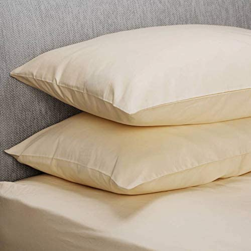mFabrics SilverGrey Pillowcase Pair
