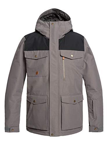 Quiksilver Mens Raft - Snow Jacket for Men Snow Jacket