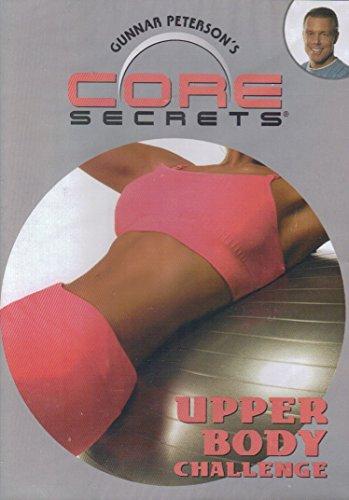 Core Secrets' Upper Body Challenge