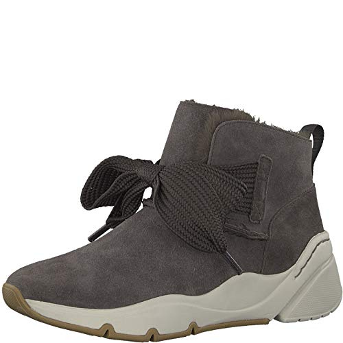 Pour Taupe Bottes Femme Tamaris 60015 37 270 CwZxCqYtI
