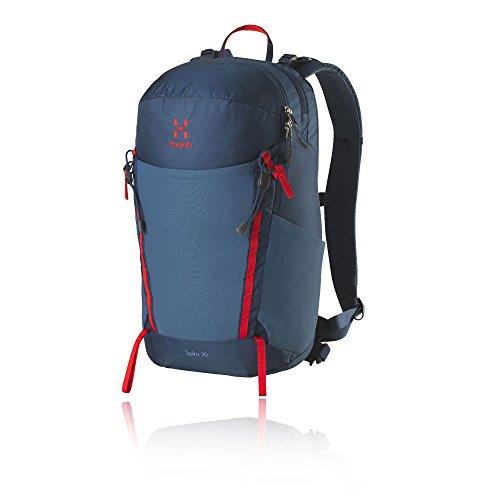 Red Ink Spira Haglfs Rucksack 20 Blue Pop wRX8Tq